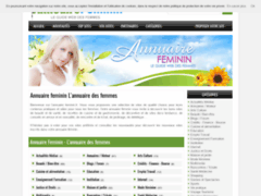 Détails :                  Annuaire des Femmes Guide Feminin