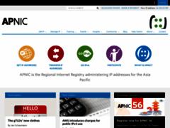 Robothumb : www.apnic.net