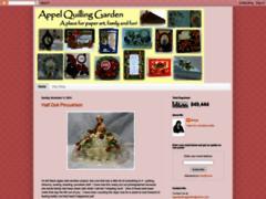 Appel Quilling Garden