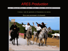 ARES PRODUCTION Spectacles Equestres