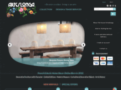 Decoration vintage et meubles anciens en vente unique, Arteslonga