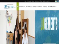 Création du site Internet de Association Bâtir (Entreprise de Gestionnaire de biens à GAP )