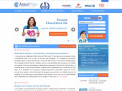 Consulter la fiche de Assurprox