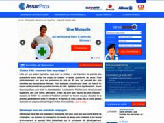 Consulter la fiche de Assurprox : Comparatif Efficace, Assurance Abordable.