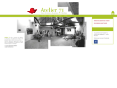 Atelier 71 cours de peinture et de dessin à Bordea