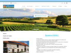 Détails : Mairie, commune d'aubiat, municipalite auvergnate