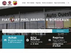 Concessionnaire Fiat, Abarth à Bordeaux