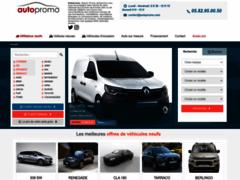 Consulter la fiche de Auto Promo