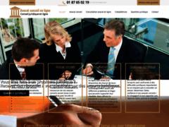 Avocat conseil en ligne : conseil juriduque