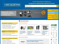 Détails : Axes Industries : Le site des composants mécaniques et électro-mécaniques