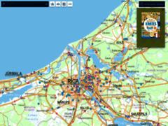 Rīgas sastrēgumi ir redzemi online kartē!
