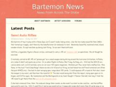 Consulter la fiche de Bartemon