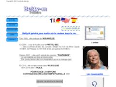site  de BETTY-M peintre
