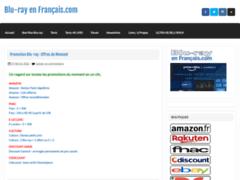 Détails : Blu-ray en francais test actu blu-ray