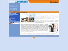 Consulter la fiche de BOVAGNET - Machine Outils