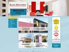 Création du site Internet de BR couverture (Entreprise de Couvreur à ROSNY SUR SEINE )