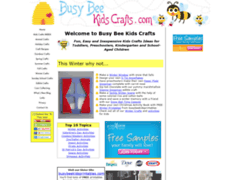 Busy Bee Kids Crafts