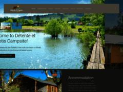 Camping le bord du lac