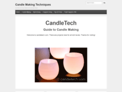 Candle and Soap Making Techniques