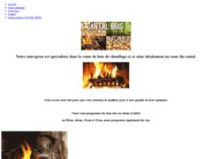 Site Détails : Vente bois de chauffage Cantal (15)