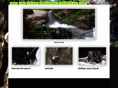 Canyoning et escalade au pays basque