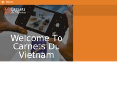 Consulter la fiche de Carnets du Vietnam