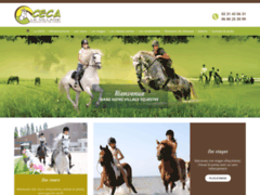 CECA : centre équestre en normandie
