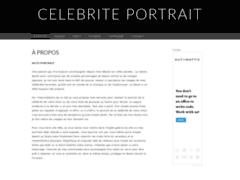 Célébrité Portrait