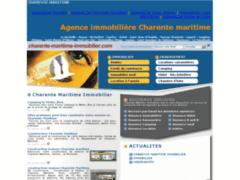 Consulter la fiche de Charente Maritime Immobilier