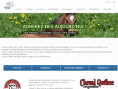 Québec à cheval
