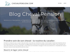 Annonces pension cheval