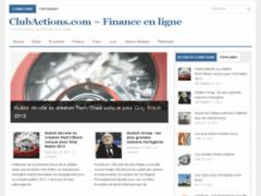ClubActions, actualité et informations sur la bourse, le forex ...