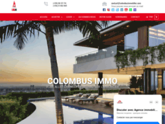 Colombusimmobilier - Accueil