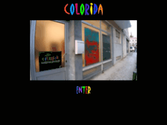 Colorida art gallery, Lisboa,Portugal