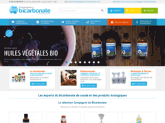 Compagnie bicarbonate : Vente de bicarbonate de soude (sodium)