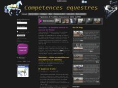 Compétences Equestres