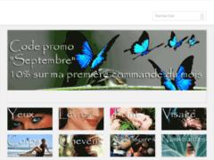 Site Détails : Cosmétique bio et naturel, maquillage et soins du corps