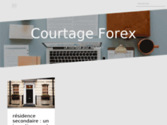 Informations sur les brokers forex - Courtage Forex