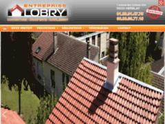 Création du site Internet de Entreprise Lobry (Entreprise de Couvreur à HERBLAY )