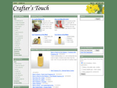 Crafter's Touch