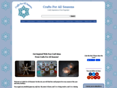Crafts For All Seasons Halloween