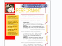 Consulter la fiche de CV-Performant