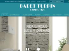 Création du site Internet de DARET-TURPIN (Entreprise de Plombier à GUJAN MESTRAS )