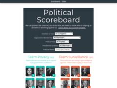 Decide The Future.org : Aidez-nous à défendre le Web contre la censure et la mauvaise législation.