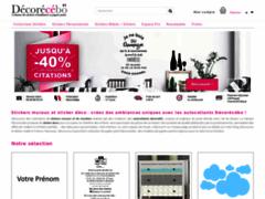 Détails : Decorecebo - Stickers décoratifs - Stikers muraux
