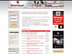 Société spécialisée dans le recrutement de développeurs Delphi