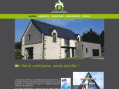 Site Détails : Charpente, renovation et ossature bois - Saint Georges de Buttavent