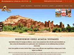 Randonnées, circuits dans le désert du Maroc, déco