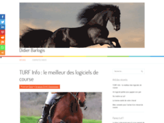 Vente de chevaux de course