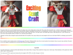 Scout Crafts